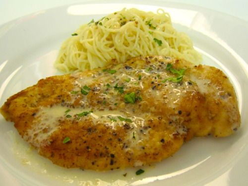 It's amazing how I've never tried nor made chicken piccata before. I wasn't even sure what a chicken piccata was. I had only heard about it in a Friends episode where Chandler gets freaked out about commitment when Janice put half her chicken piccata on his plate and then take all his tomatoes. But when I… [read more]