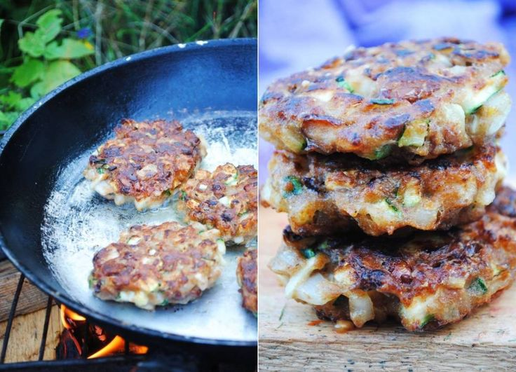 Bean and zucchini cutlets | VeganSandra
