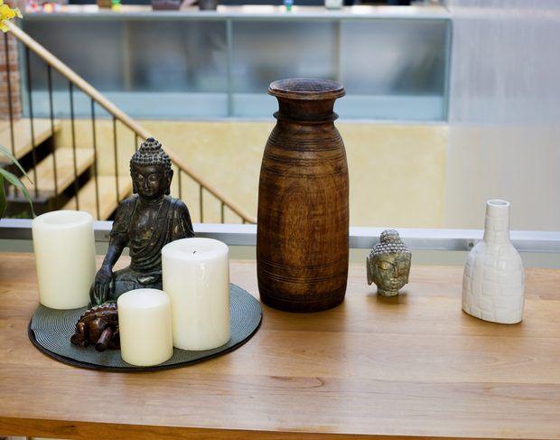 Como montar um pequeno altar budista                                                                                                                                                                                 Mais
