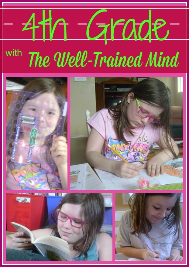 A look at one homeschool family and their journey to classical education using The Well-Trained Mind.