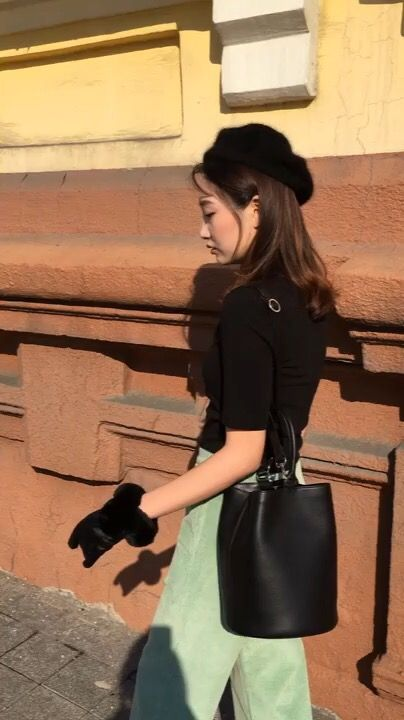 Korea 2016 fashion AIOU bag 16FW danbibag