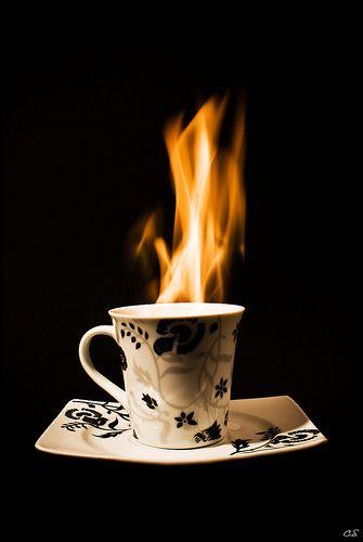 Café Enflammé | by Steve Collin - [Coasterman]