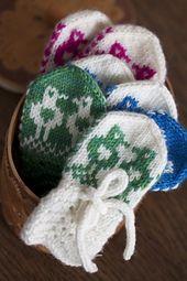 Ravelry: Silkesauen's Cheeky Tommelise I (grøn)