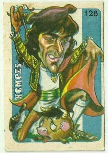 Figuritas SuperFutbol 1979