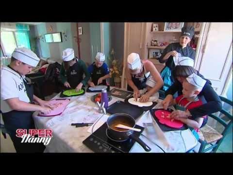 Mon passage TV dans Super Nanny Atelier culinaire-EVJF-Formation Weeding cake www.aubonchoix-enterrement-vie-de-jeune-fille-evjf-le-havre-rouen.com