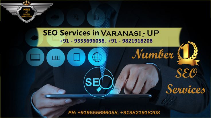Here is SEO Services Company in Varanasi, King of Digital Marketing Top ranking these days for SEO Services SMO Services and PPC Services in Varanasi Kashi Banaras. Contact: +919555696058, +919821918208 or visit : www.kingofdigitalmarketing.com