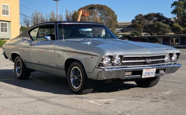 42+ 1969 chevelle ss project car for sale High Resolution