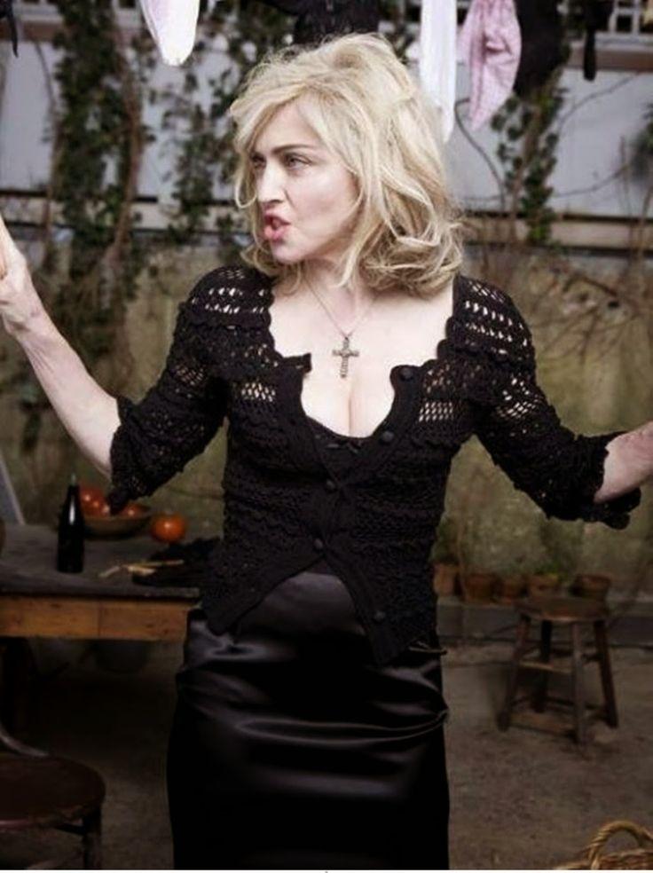 Madonna Dolce & Cabbana 2010