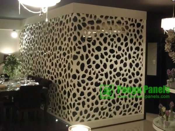 find this pin and more on archo details wall panels decorative wall screens in dining room designs - Decorative Wall Designs