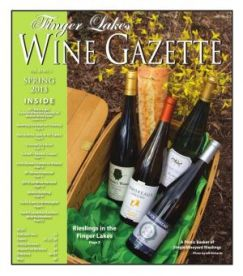 Finger Lakes Wine Gazette - Finger Lakes Tourism Alliance - Governor's Cup Winner Chateau Lafayettte Renuea Welcomes New Marketing Coordinator pg2. Governor's Cup Again Goes to Chateau Lafayette Reneau on Seneca Lake Pg3. Tim Miller of Chateau Lafayette Reneau Wines 5th Governor's Cup Pg3. 2014 NYF&W Classic Results pg5. Pick up your copy today! #clrwine #flxwine #senecalake #fingerlakes