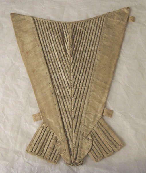 stomacher  1750-1780