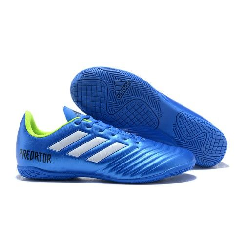sneakers for cheap a41cc 82330 adidas Predator - adidas Predator Tango 18.4 Indoor Azul Branco Tenis Futsal
