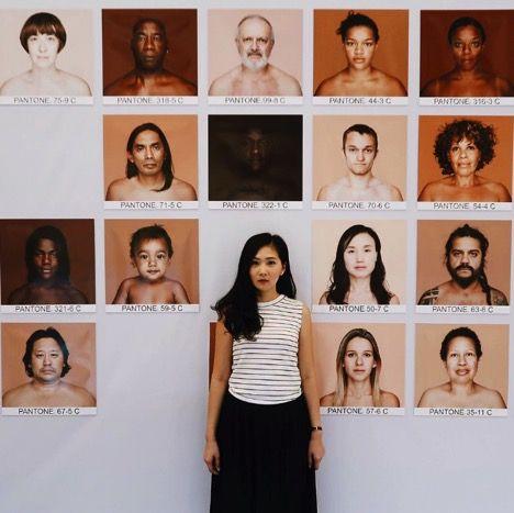 Evolution of human skin colour