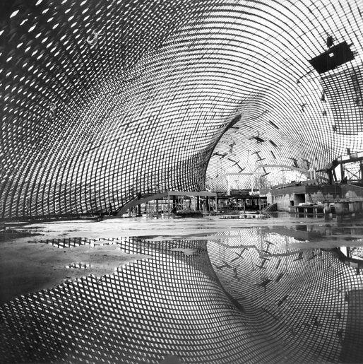 Frei Otto wins 2015 Pritzker Prize | News | Archinect