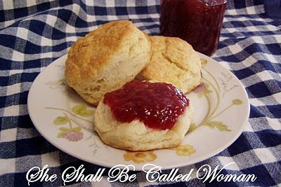 Homemade Southern Biscuits