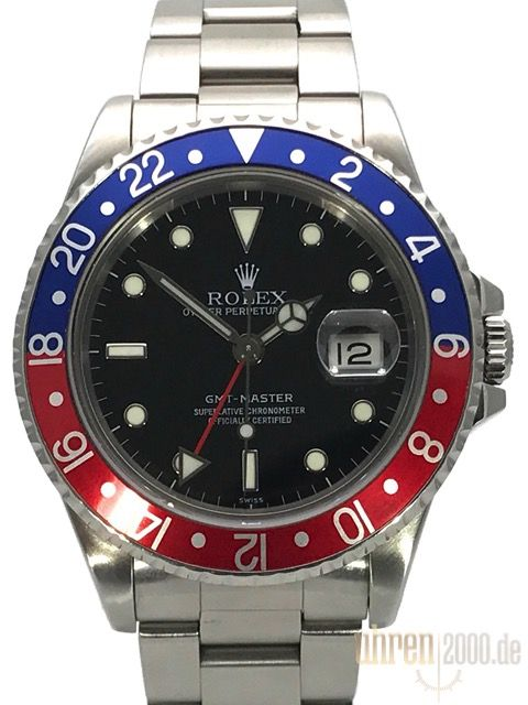 Rolex GMT-Master 16700 gebraucht aus 1991