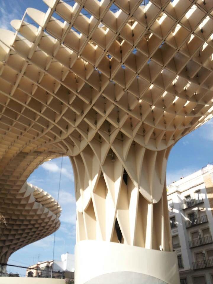 Metropole Parasol #Sevilla