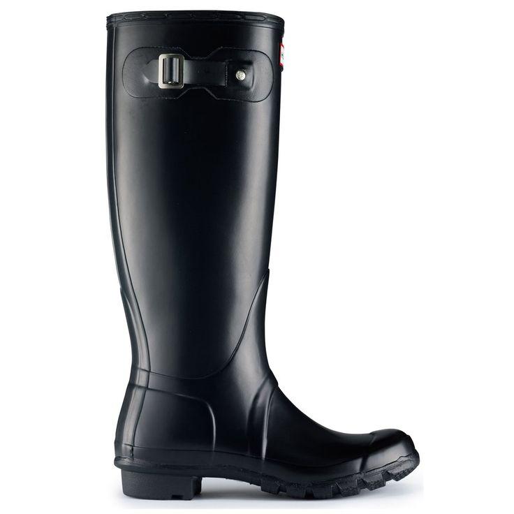 Original Tall - Black – Hunter Boots Australia
