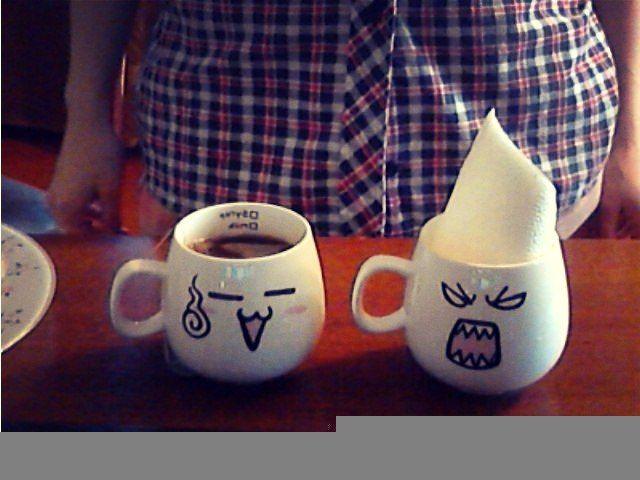 Negozio Online 320 ml Creativo Cute Espressione Tazze di Ceramica Contenitore di Acqua Tazze E Tazze di Porcellana Tazza di Tè Tazza di Caffè All'ingrosso | Aliexpress mobile