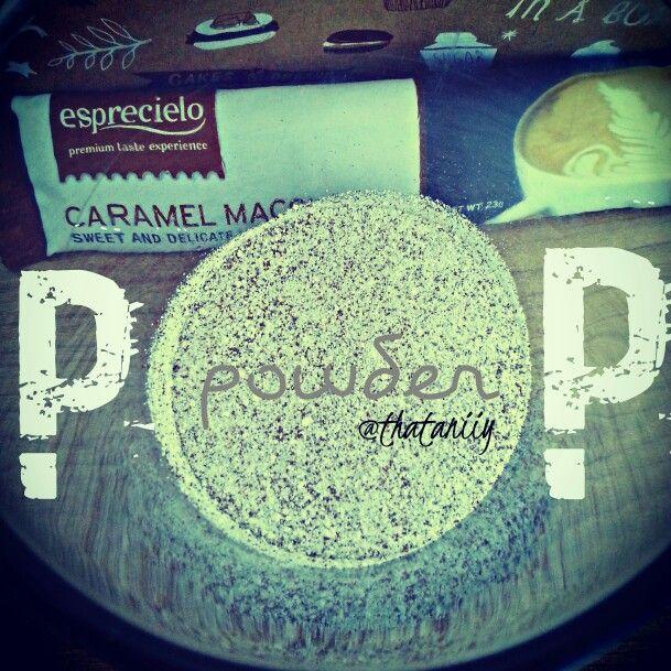 Powder pop