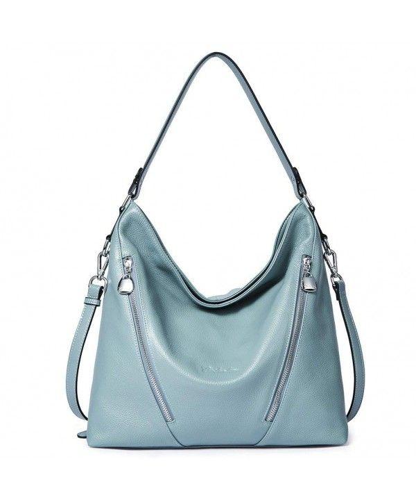 53b11d6eb7e96d Women's Bags, Shoulder Bags, Women Leather Handbag Designer Shoulder Hobo Purses  Crossbody Bag - Blue - CD18G0R90KR #Women #Bags #Fashion #Handbags ...