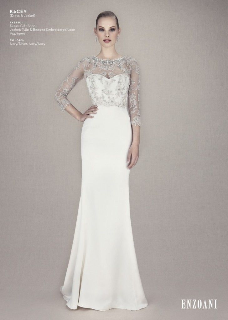 Kacey Enzoani 2016 Collection - Salonul Maria