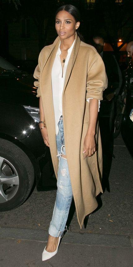 Ciara Wardrobe April 2017