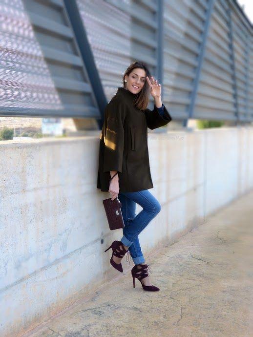 Abrigo estilo parisino!