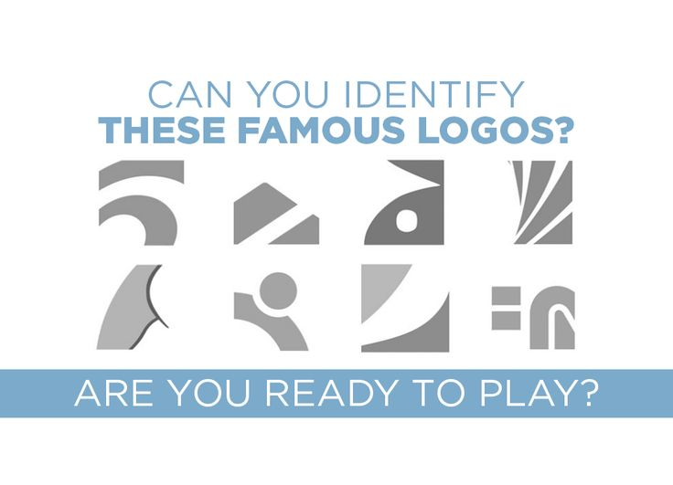 Logo Quiz: Can You Identify These Famous Logos
