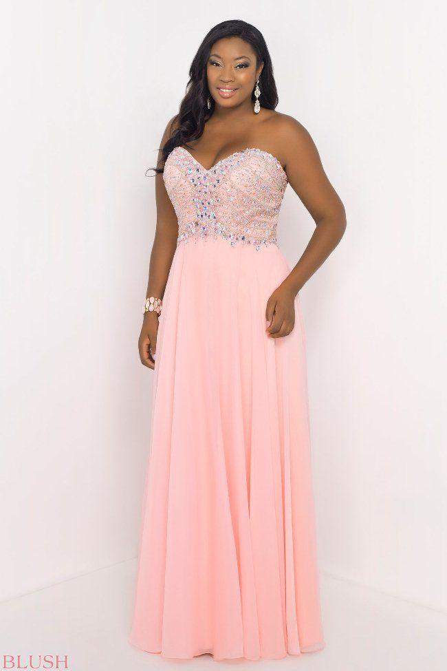 8 best novel plus size dresses images on Pinterest | Evening gowns ...