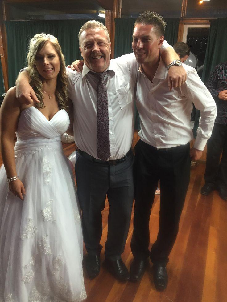 Toni & Jason...Feb 2016.  Great couple, great night.