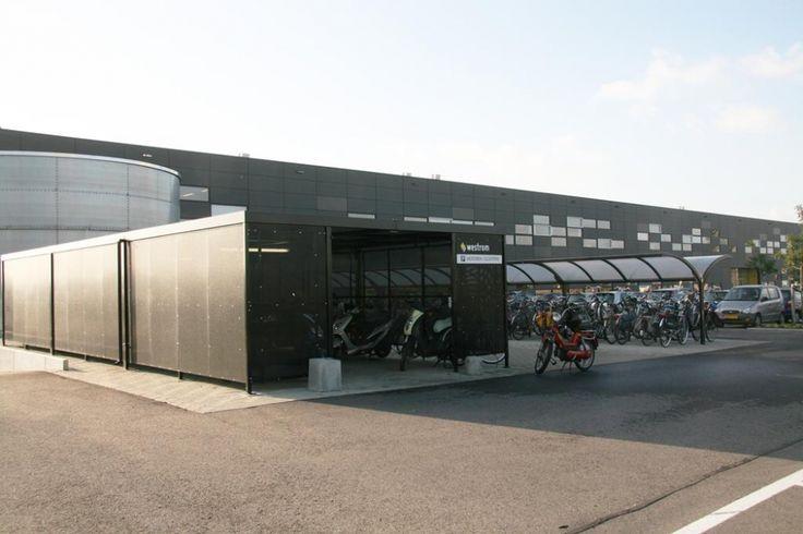 Westrom voorziet in hoogwaardige fietsparkeervoorziening
