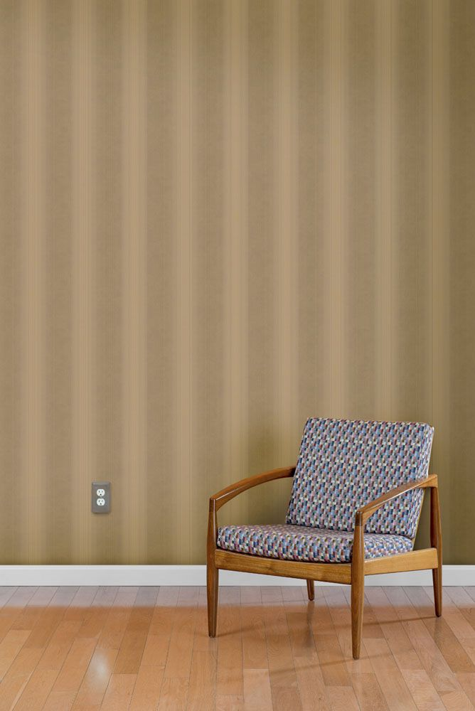 Varigated Pinstripe Designer Wallpaper from Nilaya by Asian Paints