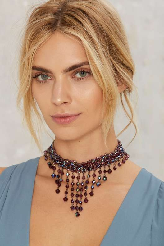 Esme Beaded Necklace