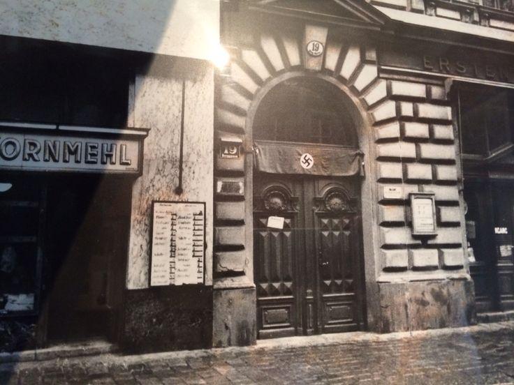 Berggasse 19 - 1942