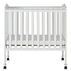Cheap mini cribs for sale from Dream On Me