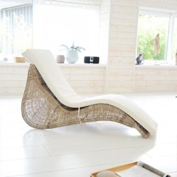 La méridienne Kubu est une très belle méridienne en rotin. Avec ses fibres naturelles, elle s'inscrit parfaitement dans un salon ou une véranda. Découvrez vite la collection Kubu de Tikamoon en cliquant sur la photo !