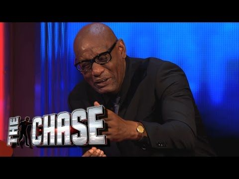 The Chase filming stopped after Shaun Wallace collapses in a fit of giggles - BT