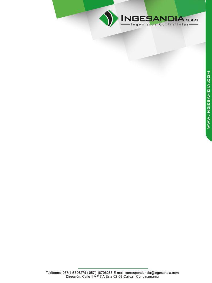 Natural Wave S.A.S Cliente Ingesandia S.A.S Re diseño de marca y papelería