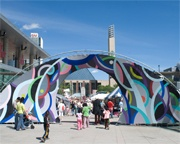 The Works Art & Design Festival June 20-July 2, 2013 North America's largest free outdoor art and design festival