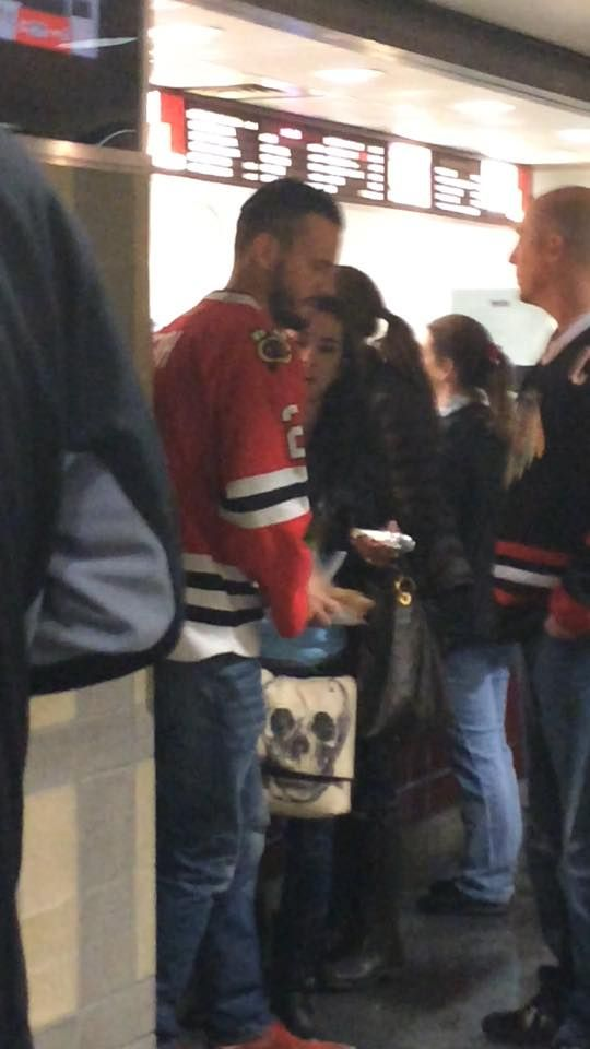 WWE: CM Punk And AJ Lee Punk Fan Who Didn't Even Ask About WWE Return [Photos]