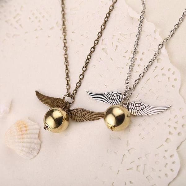 First 100 to click get this Harry Potter necklace for FREE!  Just pay shipping.