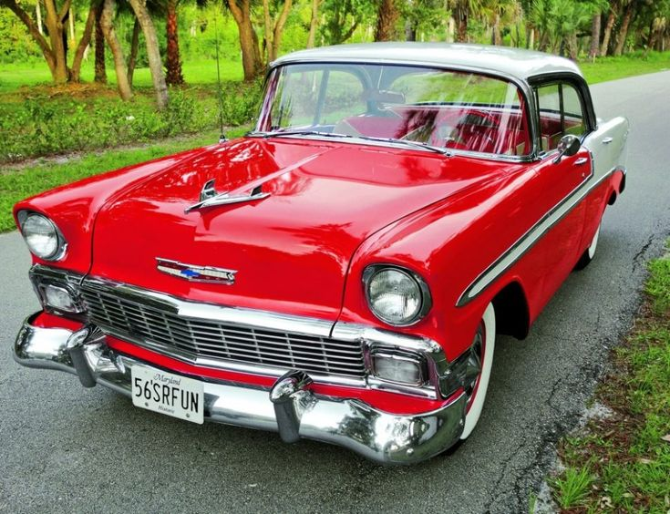 Inline Icon – 1956 Chevrolet Bel Air
