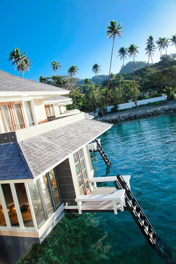 Kora Sun Resort en Savusavu, Fiyi #resort #fiyi #travel