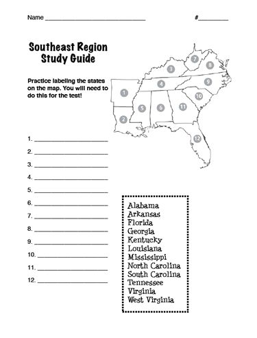 89 best 4th grade Social studies southeast region images