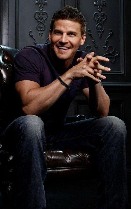 David Boreanaz . Has to be my oldest celeb crush ..since those buffy/angel days lol