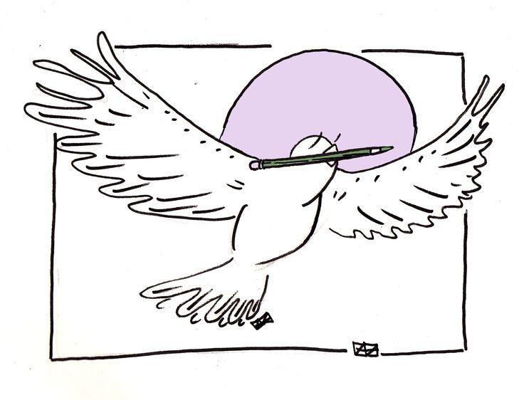 I AM CHARLIE I AM PEACE