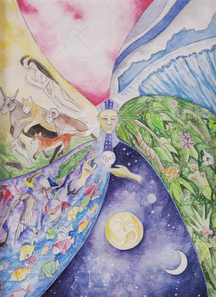 ayahuasca inspired art