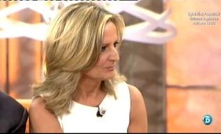 Isabel San Sebastián cuenta sus comienzos con Mª Teresa Campos http://www.telecinco.es/quetiempotanfeliz/Isabel-San-Sebastian-Teresa-Campos_2_1594980076.html