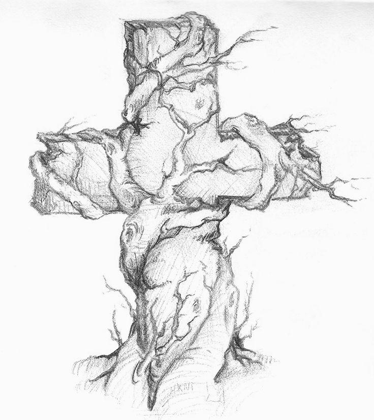 Tree+Roots+Drawing | Tree Root Tattoo - Final Design by mrkozak